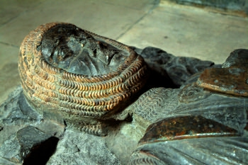 William marshall effigy, Temple Church, London