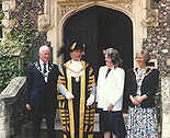 Lord Mayor of Canterbury