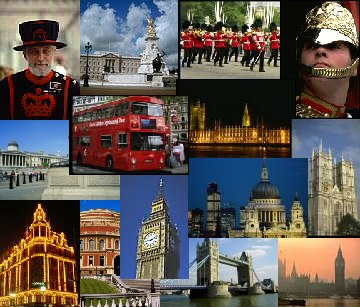 Bezoekje naar Londen