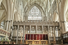 York Minster Quire