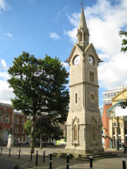 Clock Tower, Market Square, Aylesbury