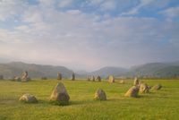Castlerigg Stone Circle, near Keswick, north Lake District