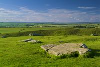 Arbor Low stone circle, Derbyshire, Peak District
