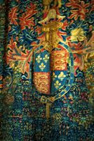Tapestry in the Banqueting Hall