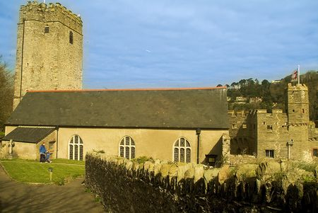 Dartmouth Castle church