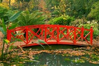 Red Bridge at Middle Pond