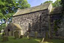 Escombe Saxon church, Escombe, County Durham