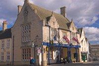 Snooty Fox inn, Tetbury