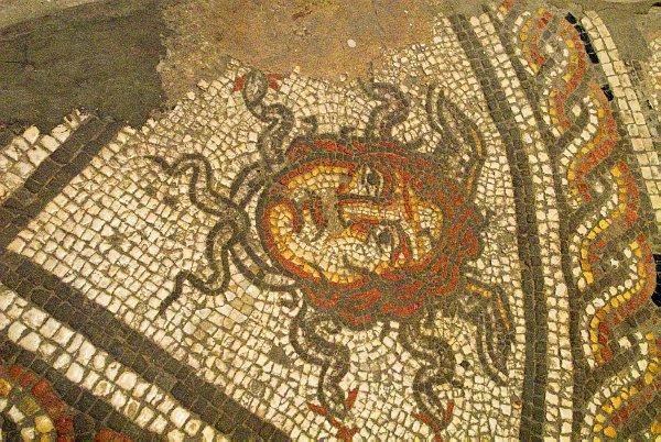 Corinium Museum Mosaics Photo of The Corinium Museum