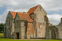 The Prior's Lodging of Castle Acre Priory