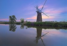Turf Fen wind pump, Norfolk Broads, Norfolk