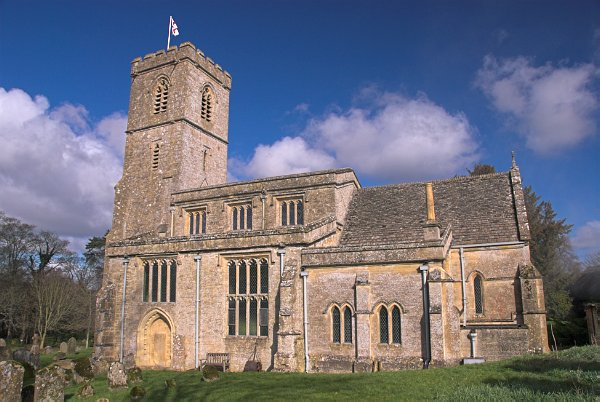 Photos of Taynton, Oxfordshire, St John the Evangelist