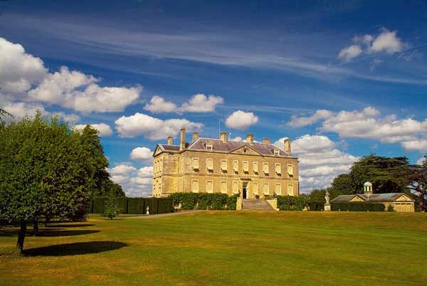 Photo Of Buscot Park A Stately Home Near Faringdon Oxfordshire England Part