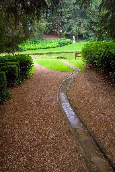 Rousham House Photo Gallery Garden Path