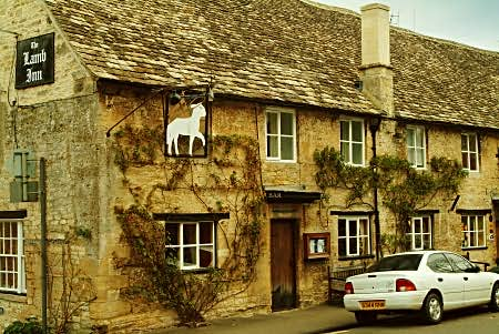 Lamb Inn Sheep Street Burford