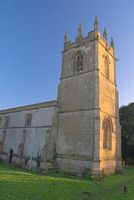St Andrew's church, Great Rollright, Oxfordshire
