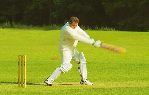 Minster Lovell cricket match