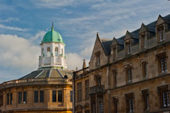 Sheldonian Theatre, Oxford