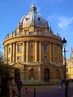 Radcliffe Camera, Oxford, Oxfordshire