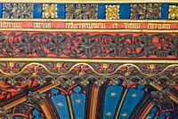 The fabulous 16th century rood screen