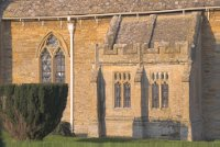 15th century chantry chapel, Long Compton