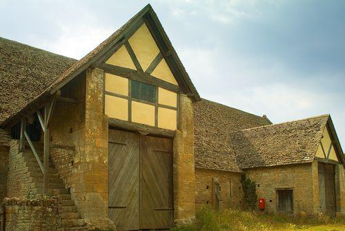 Photo Of Bredon Tithe Barn