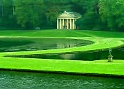 Studley Royal water gardens, Yorkshire