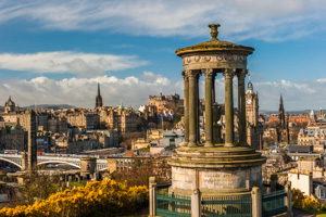 Calton Hill, Edinburgh, Lothian