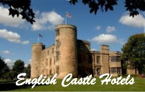 Stay in an English Castle Hotel