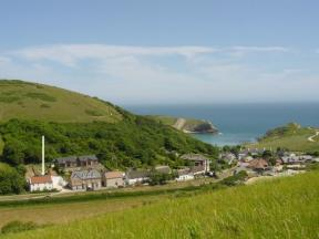 Self Catering Cottage In Jurassic Coast Lulworth