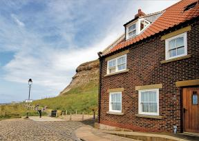 Captain's Cottage, Whitby, Yorkshire