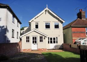 Angel Cottage, Halesworth