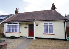 Half Moon Cottage, Martham
