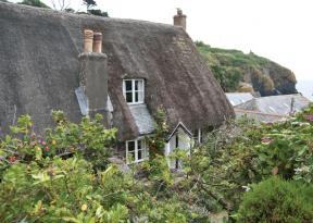 Old Dolphin Cottage, Cadgwith