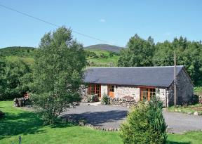 Rowan Tree Cottage, Glenisla