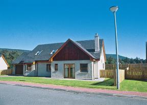 Croftside House, Aviemore, Highlands and Islands