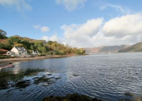 Lochside House, Letterfearn, Highlands and Islands