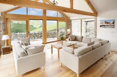 Hause Hall Farm, Martindale, Cumbria