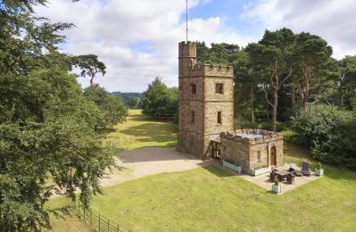 The Knoll Tower, Weston-under-Lizard, Staffordshire