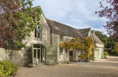 The Coach House and Stables at The Lammas, Minchinhampton