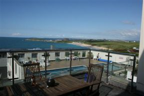 Fistral Beach Holiday Home, Newquay, Cornwall