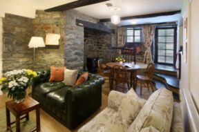 Self Catering Cottage in Powys - Rhayader, Vulcan Lodge: The
