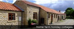 Home Farm Holiday Cottages, Malton