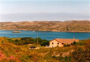 Creigard Bungalow, Lochinver