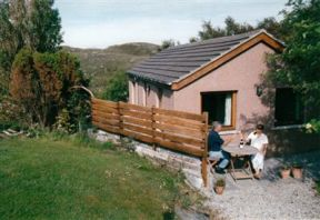 Creigard Cottage, Lochinver