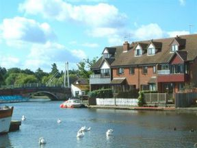 Riverside Cottage, Wroxham, Norfolk