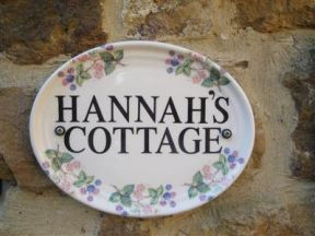 Hannah's Cottage, Banbury