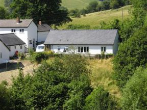 Blackbird Cottage, Llanfair Caereinion