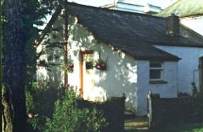 Garden Cottage, Welcombe