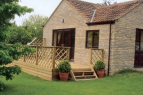 The Garden Lodge, Shepton Mallet
